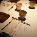2019-03 Restaurante Asador Etxebarri mesa