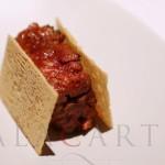 2019-03 Restaurante Etxebarri Tartar Chorizo