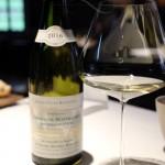 2019-03 Restaurante Etxebarri Vino Chassagne