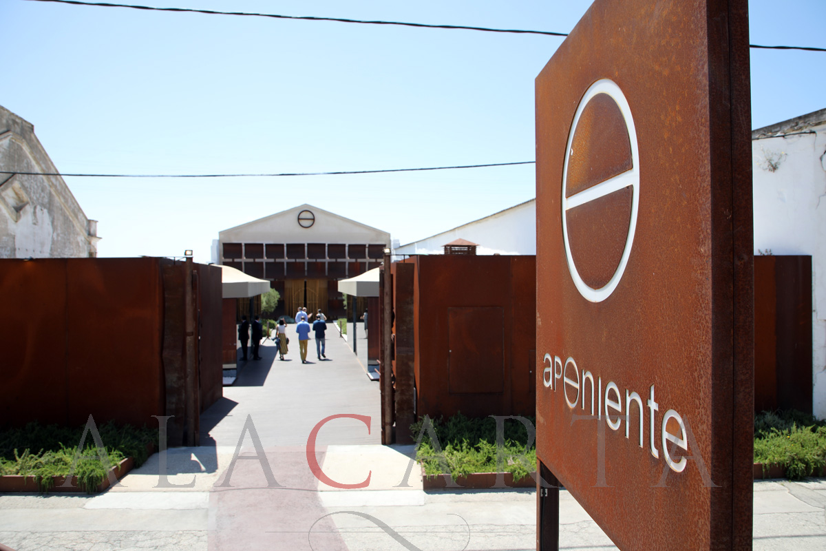 2019-06-08 Exterior Restaurante Aponiente