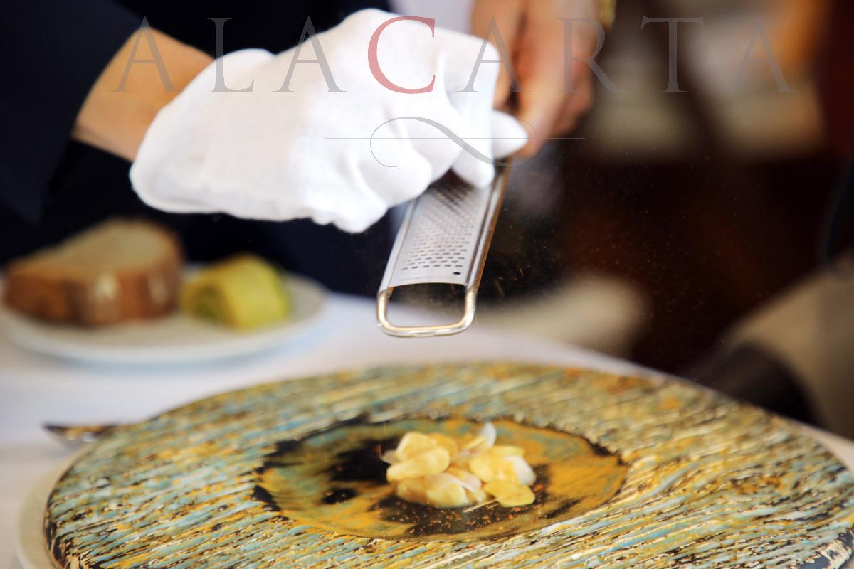 2019-06-08 Huevas Choco en Pepitoria Restaurante Aponiente
