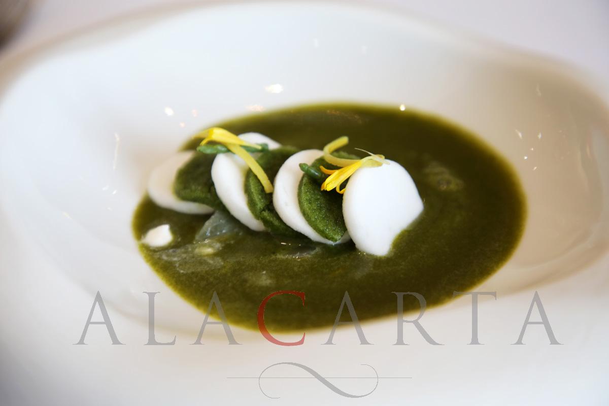 2019-06-08 Limon Albahaca Restaurante Aponiente