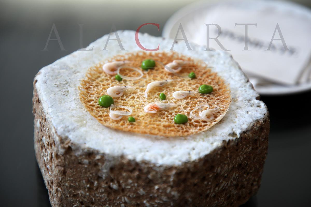 2019-06-08 Tortillita Camarones Restaurante Aponiente