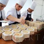 2019-06-08 Tortillitas de Camarones Restaurante Aponiente