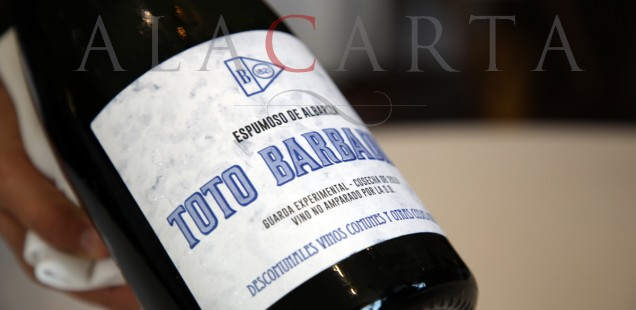 2019-06-08 Toto Barbadillo Espumoso Restaurante Aponiente