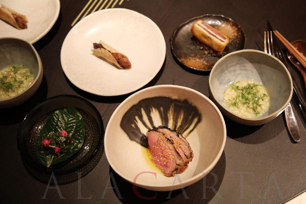 2019-12-20 Restaurant DEWAKAN Meat Menu