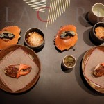 2019-12-20 Restaurant DEWAKAN tofu crab