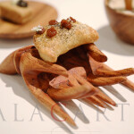 2020-01 Restaurant NADODI Asia50Best Chicken Puff
