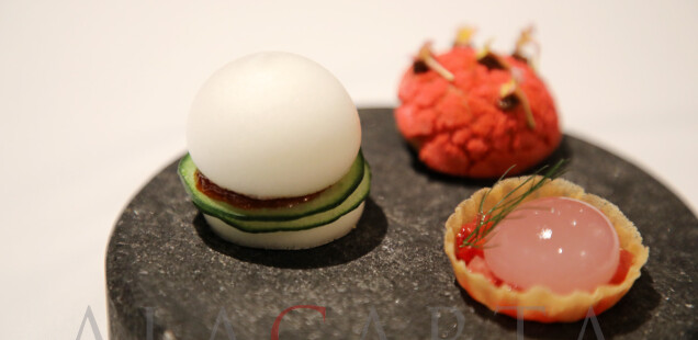 2020-01 Restaurant NADODI Asia50Best TRIO