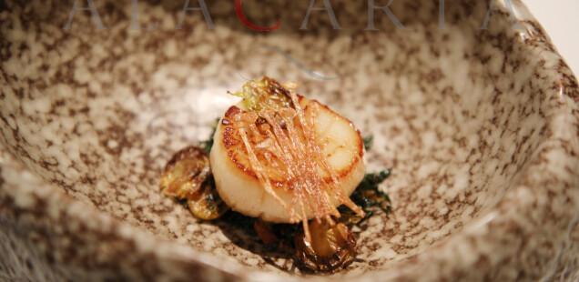 2020-01 Restaurant NADODI Hokkaido Scallop Kuala Lumpur