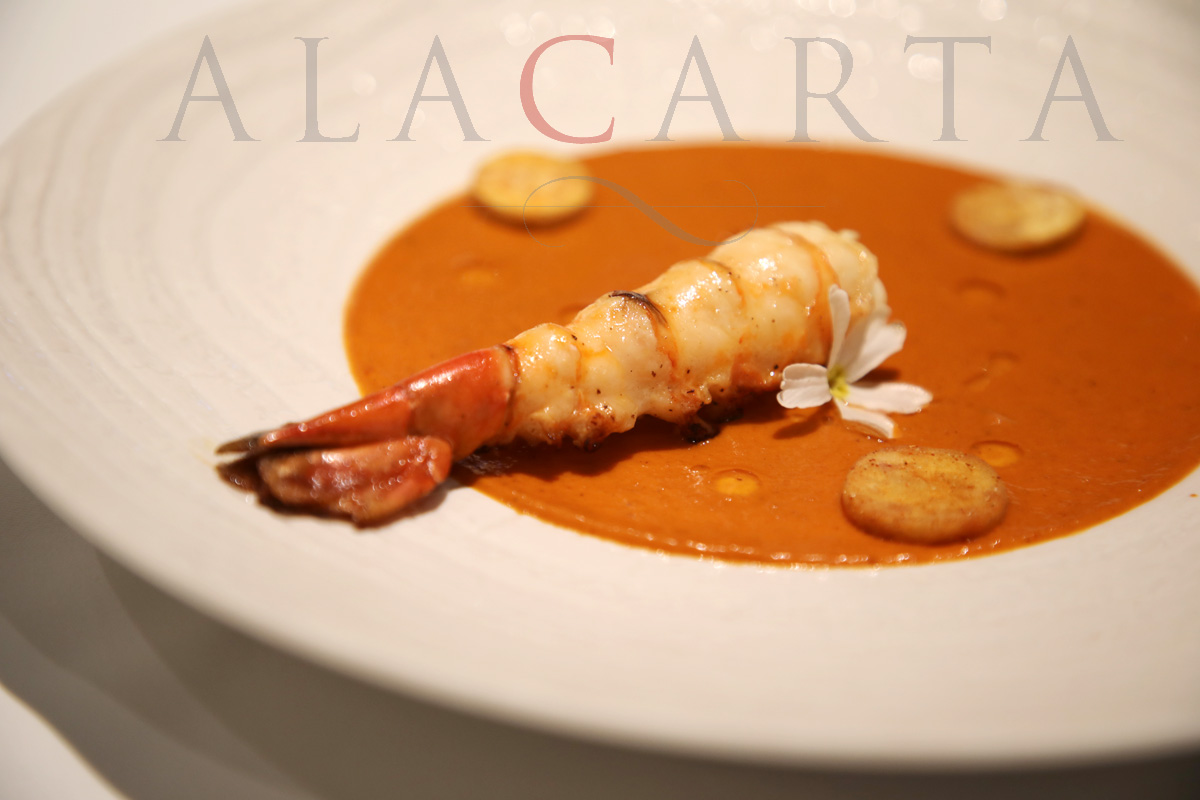 2020-01 Restaurant NADODI Kuala Lumpur Indian Ocean Scampi