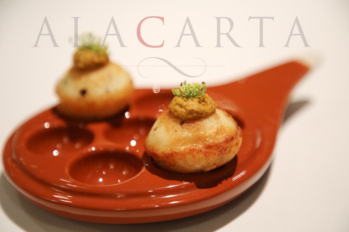2020-01 Restaurant NADODI Panniyaram SouthIndia Contemporary Cuisine