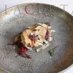 2020-08-08 Higado de Pato al Barro Restaurante La Escaleta