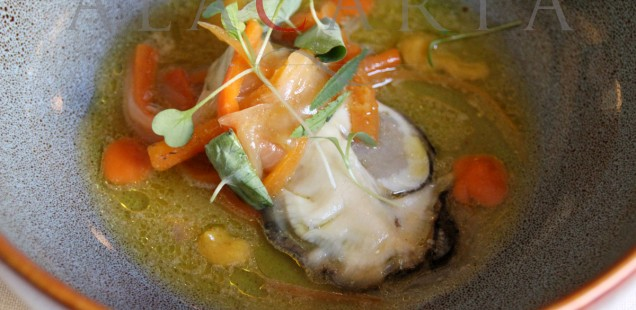 2020-08-08 Ostra Escabechada  Restaurante LEscaleta