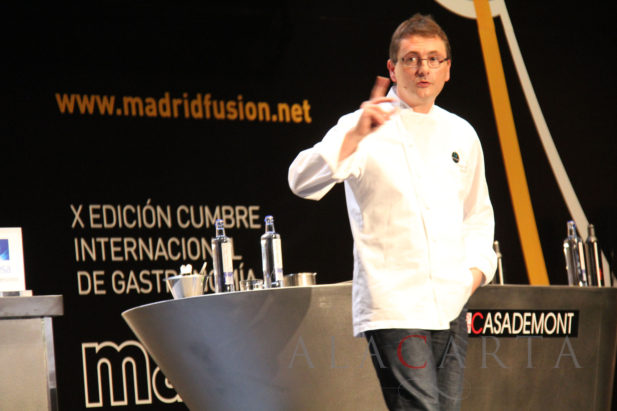 Andoni Aduriz, Restaurante Mugaritz