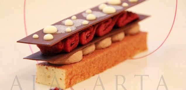 BRAZIER Parfait Chocolat Reglisse