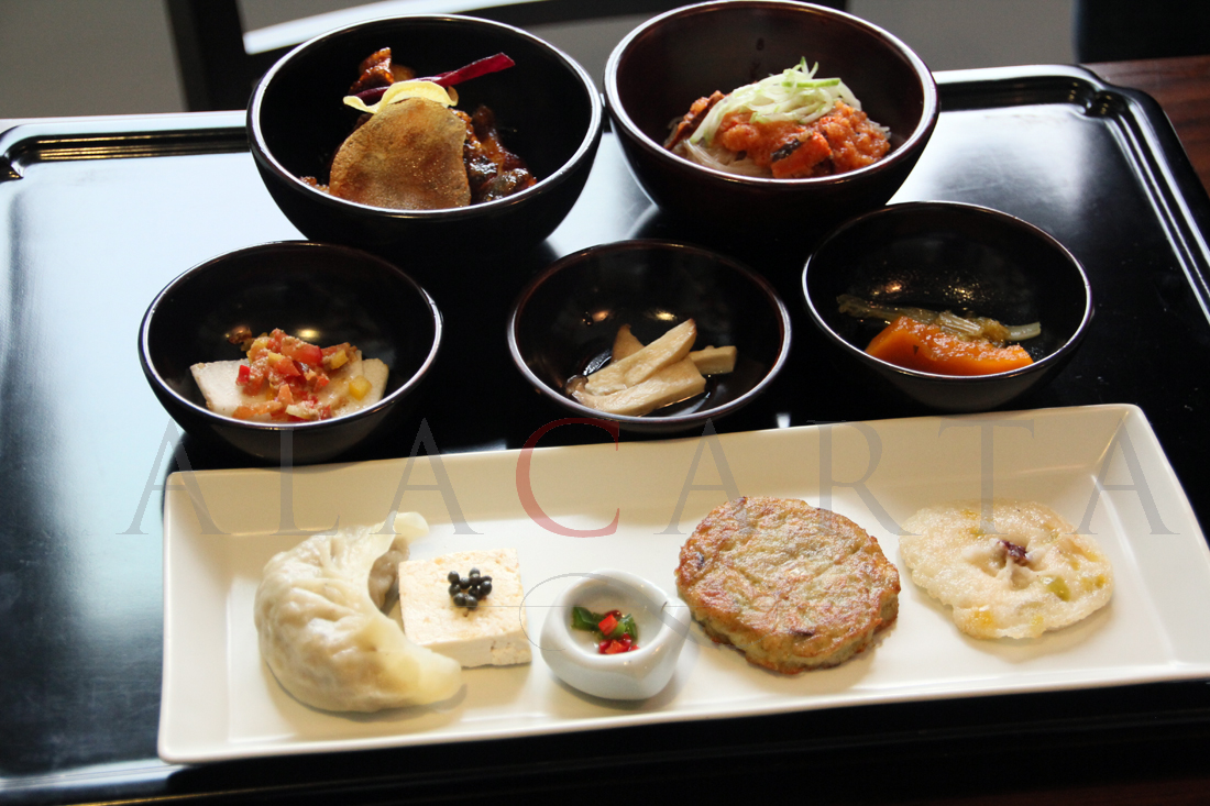 Balwoo Gongyang templefood L