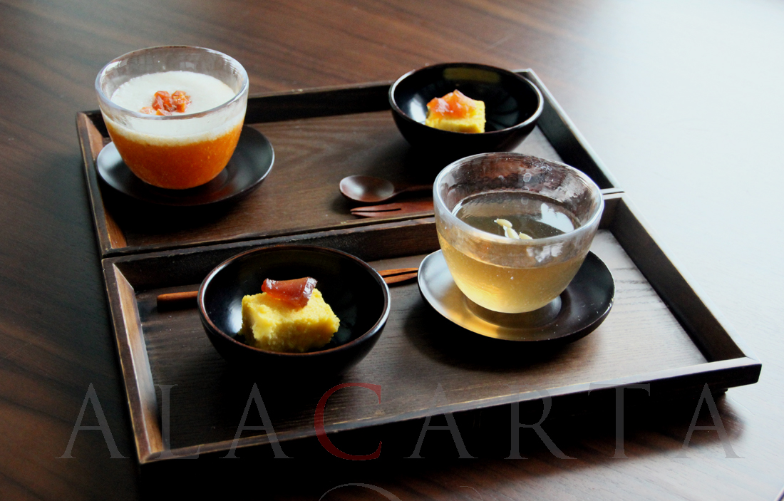 Balwoo buddhist dessert templefood L