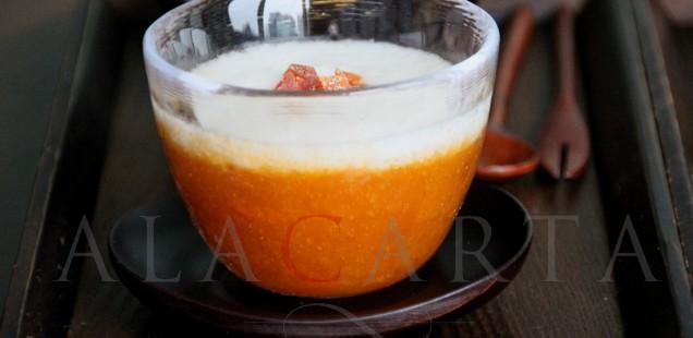 Balwoo kaki yam dessert Korea