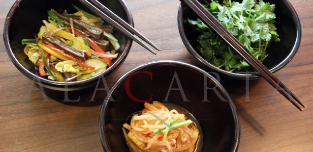 Balwoo templefood Sangmi L