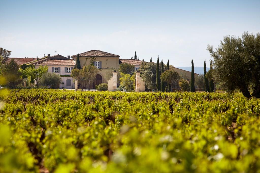 Beaucastel chateau y vignedos Perrin