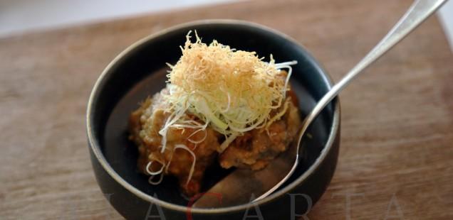 Candlenut Restaurant Ikan Chuan Chuan