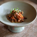 Candlenut Restaurant Red Chile Sambal Chicken Skin