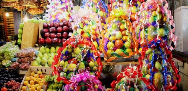 Cestas Fruta Merced