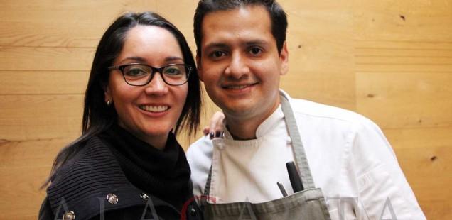 Restaurante Quintonil, Mexico DF: el mundo de Jorge Vallejo y Alejandra Flores