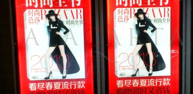 China Harper Bazaar