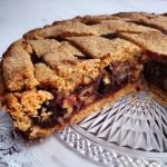 Crostata de Castañas y Chocolate ¡sólo para golosos!