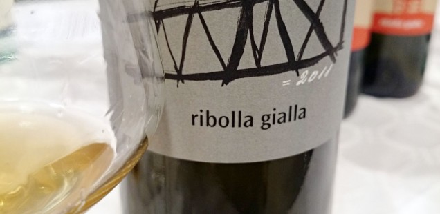 Dario Princic Ribolla Gialla