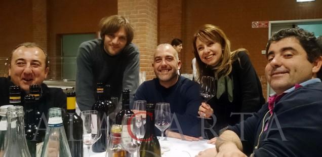 Delegacion española en Viniveri 2015