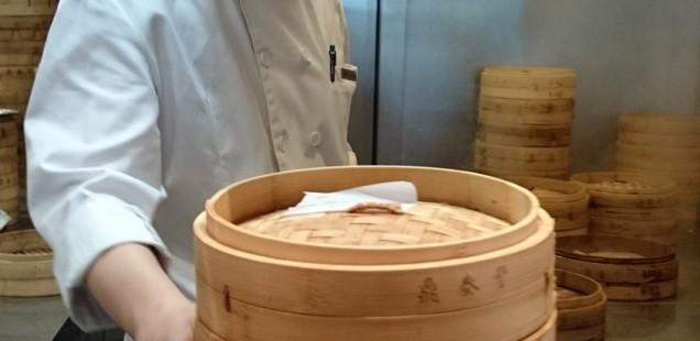 Shanghai Din Tai Fung xiaolongbao