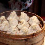 Dumplings Bamboo Basket