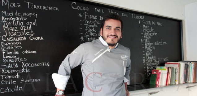 Evoka chef Francisco Molina