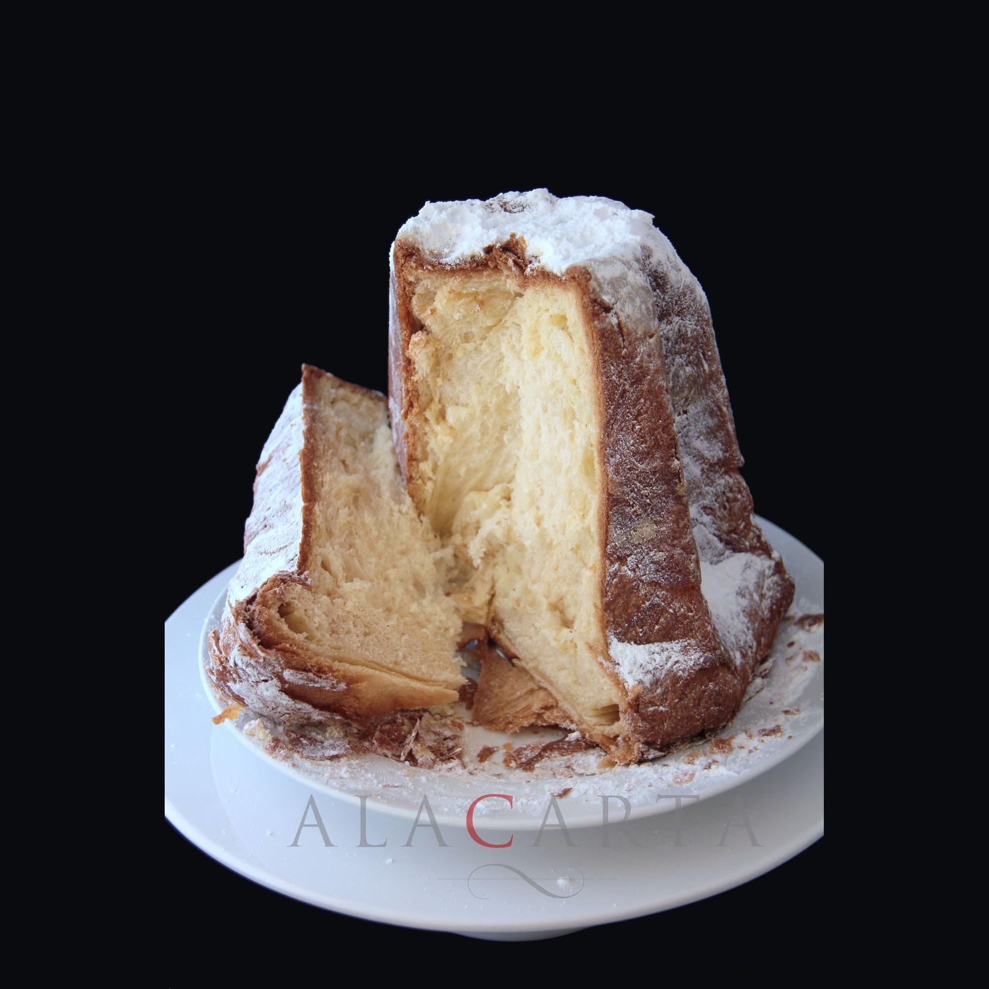 Pandoro Recipe — Dishmaps