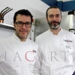 Giovanni Traversone e Marco Tronconi