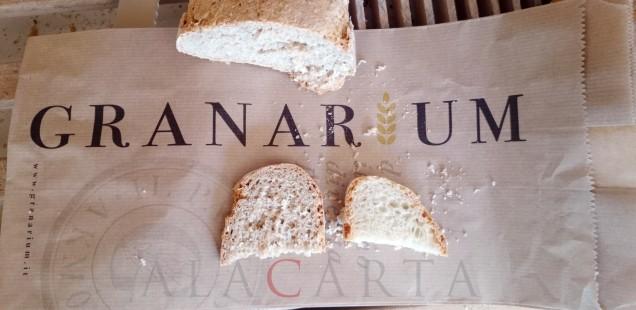 Granarium, el pan de km cero. Cuando hacer pan es un acto de protesta.