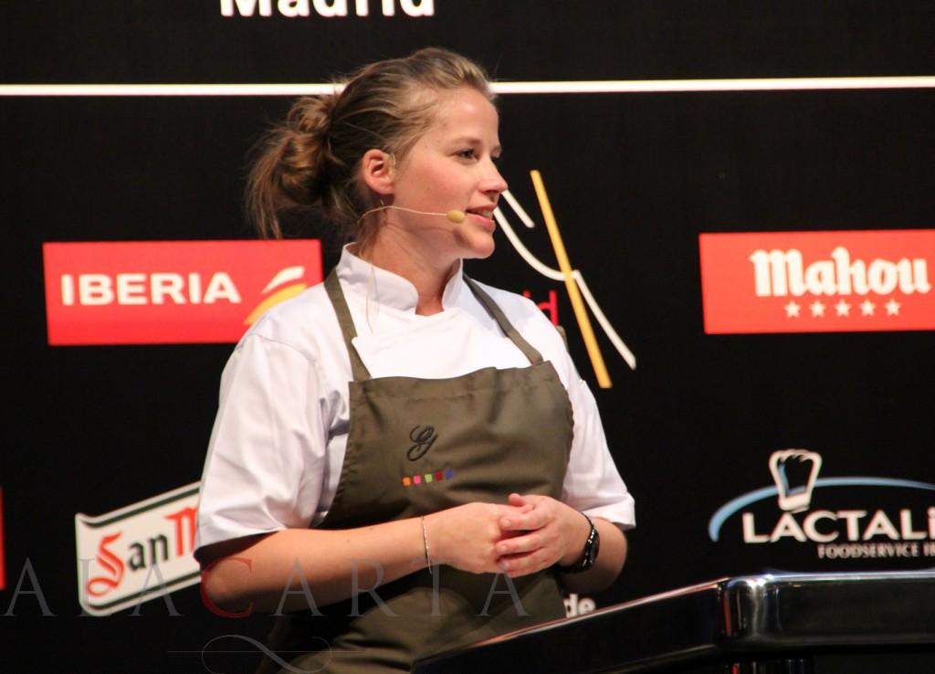 Kamilla Seidler Restaurante Gustu Bolivia