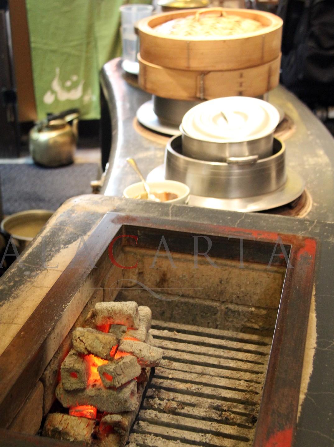 Kitao cucina, brace e vapore