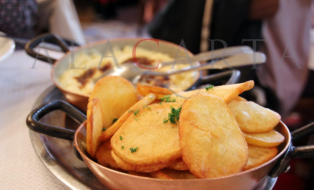LYON pommes terre Daniel et Denise