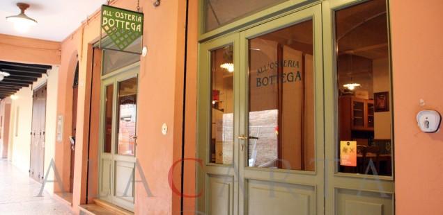 Osteria Bottega Bologna
