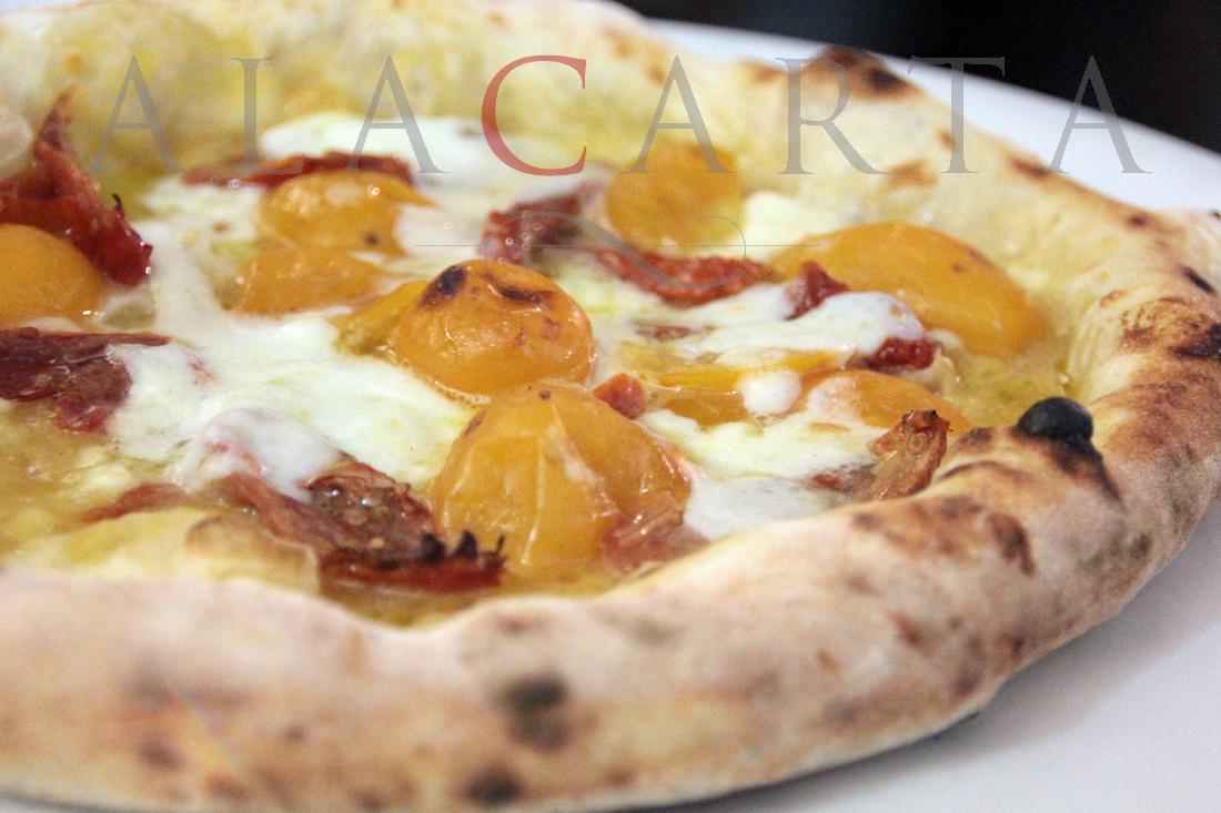 Pizza Sfizio Franco Pepe