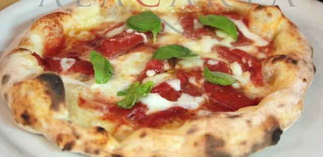 Pizza napoletana Pepe in Grani