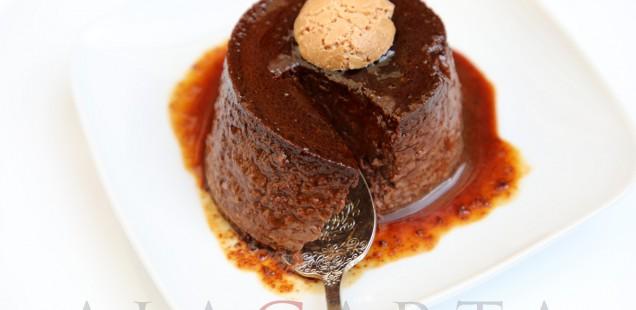 Receta Flan de Chocolate Bonet