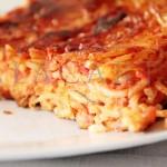 Receta Frittata di Spaghetti