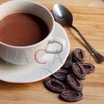 Receta chocolate a la taza