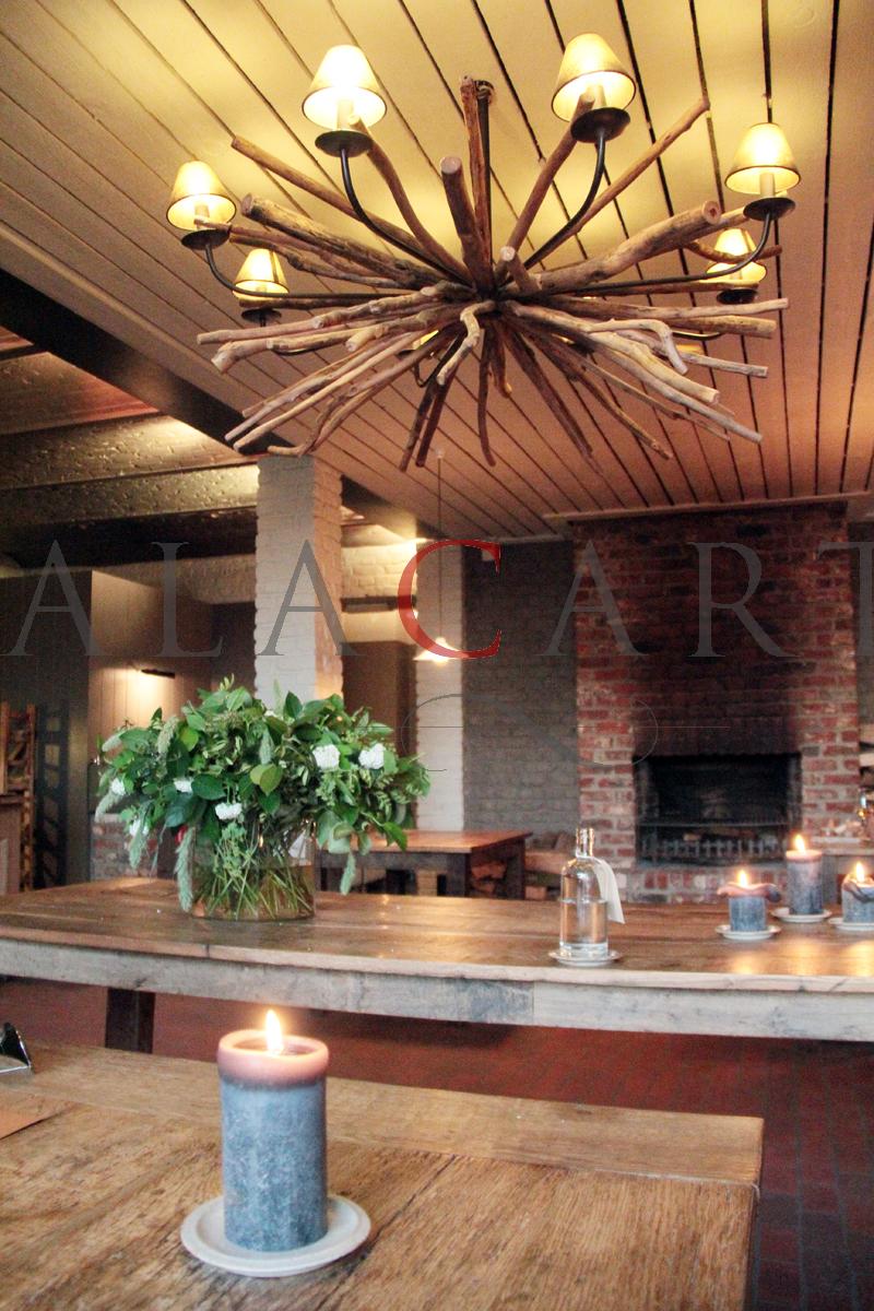 Kobe Desramaults Restaurant In De Wulf