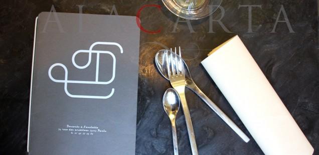 Restaurante Dessence en Paris
